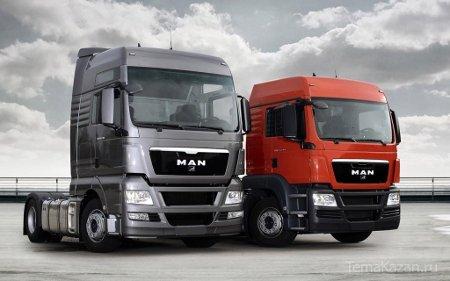 Немецкое качество MAN ценят все, но грузовики этой марки, как и любой...